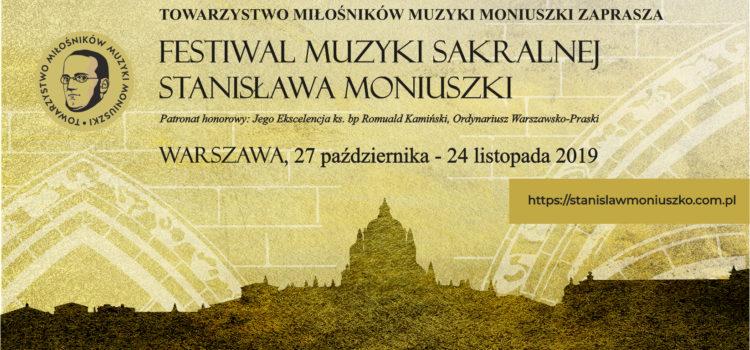 Festiwal Muzyki Sakralnej St. Moniuszki