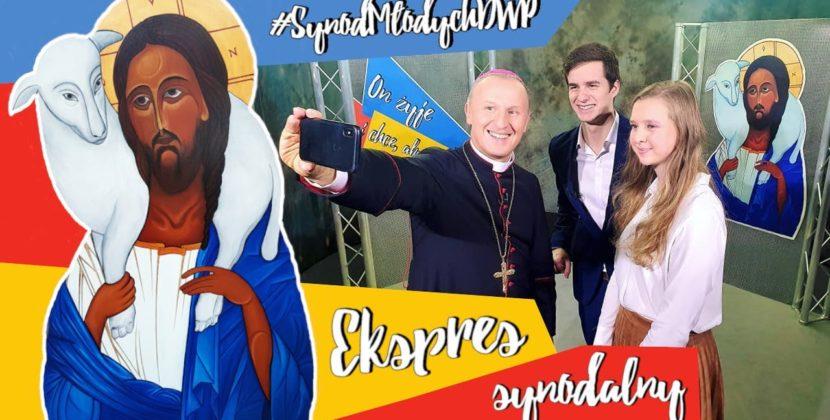 Ekspres synodalny #02 | Rozwój młodzieży w Kościele