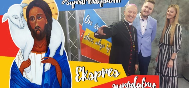 Ekspres synodalny #03 | Młodzi liderzy w Kościele
