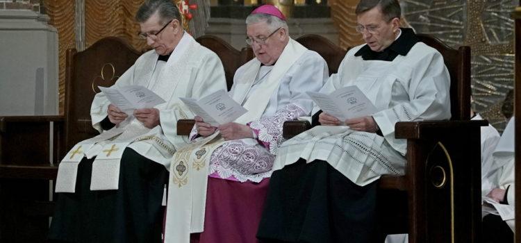 Nabożeństwo ekumeniczne wKatedrze warszawsko-praskiej