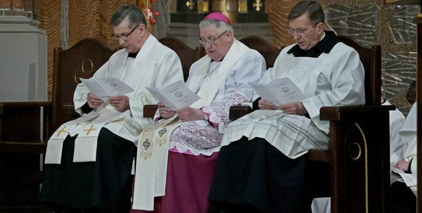 Nabożeństwo ekumeniczne w Katedrze warszawsko-praskiej