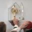 Relikwie św.Joanny Beretty Molli nawarszawskim Gocławiu