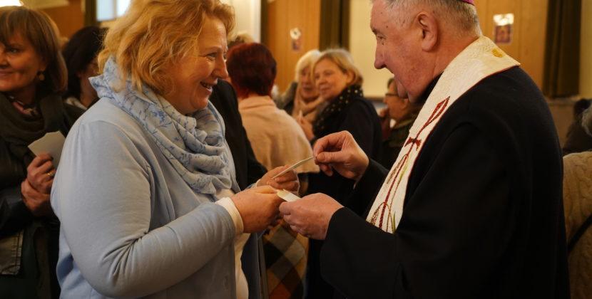 Spotkanie opłatkowe z Caritas Diecezji Warszawsko-Praskiej