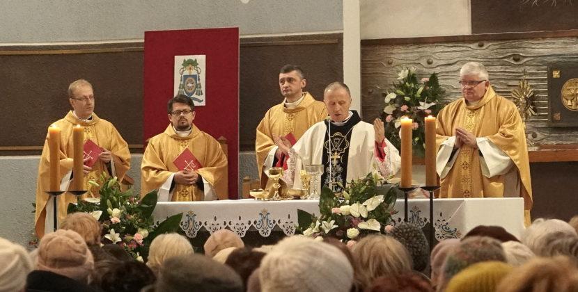 Centralne uroczystości Światowego Dnia Chorego w sanktuarium Matki Bożej z Lourdes