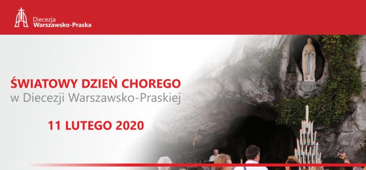 XXVIII Światowy Dzień Chorego wDiecezji Warszawsko-Praskiej