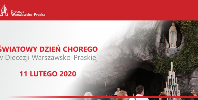 XXVIII Światowy Dzień Chorego w Diecezji Warszawsko-Praskiej