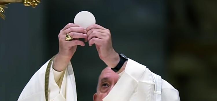 7. rocznica wyboru papieża Franciszka naStolicę Piotrową