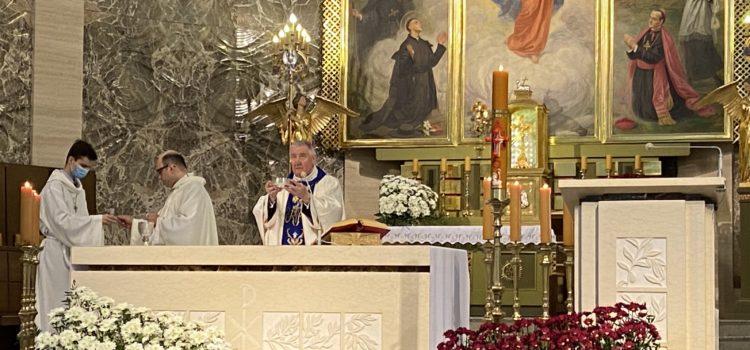 Biskup Romuald Kamiński: polecajmy naszą stolicę Matce Bożej Łaskawej