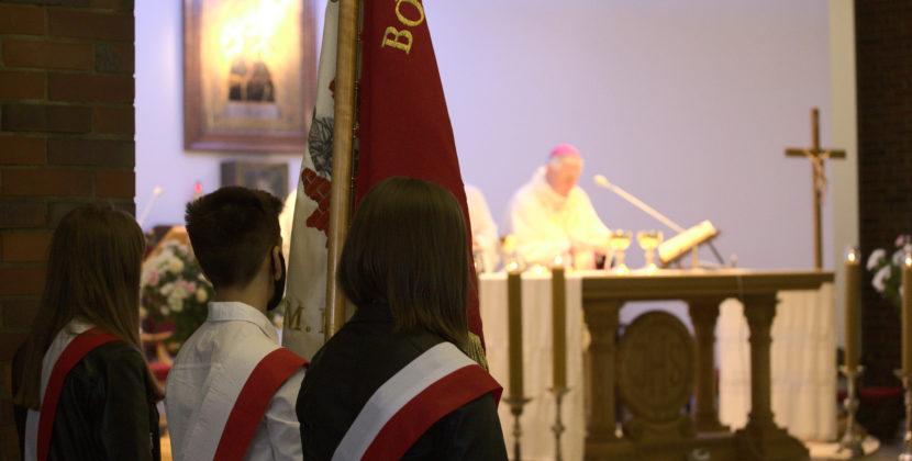 Msza Święta wewspomnienie św.Stanisława Kostki wZąbkach