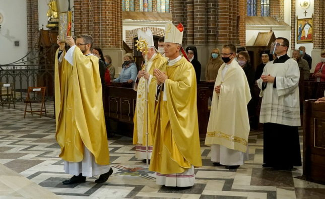 Rocznica konsekracji Bazyliki Katedralnej