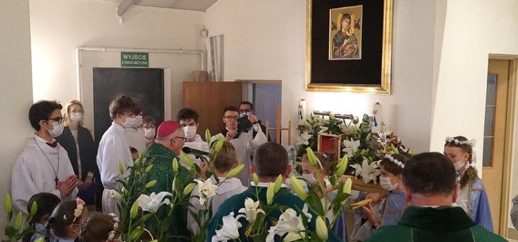 Zakończenie misji parafialnych wparafii św.Szczepana Pierwszego Męczennika