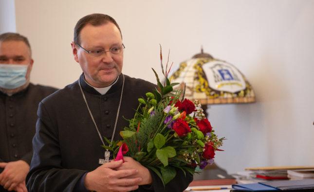 Ksiądz prał. Jacek Grzybowski biskupem pomocniczym Diecezji Warszawsko-Praskiej