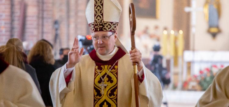 Ksiądz profesor Jacek Grzybowski przyjął święcenia biskupie