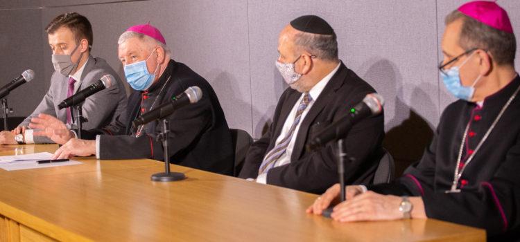 Konferencja prasowa przed24. Ogólnopolskim Dniem Judaizmu wKościele Katolickim wPolsce