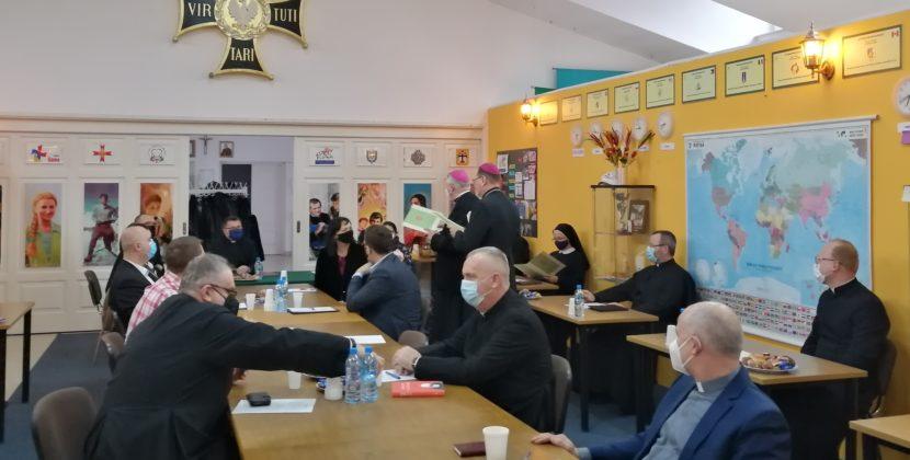 Pierwsze spotkanie Diecezjalnej Rady Duszpasterskiej