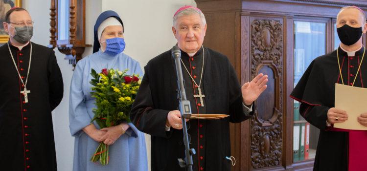 BpMarek Solarczyk nowym biskupem diecezji radomskiej