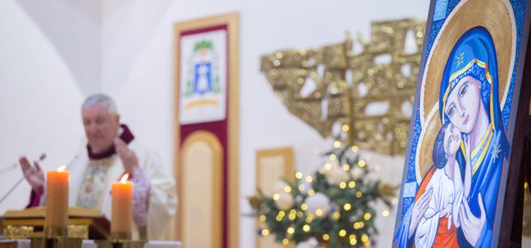 Terapia duchowa 6/9, Msza Święta wparafii Miłosierdzia Bożego wZąbkach