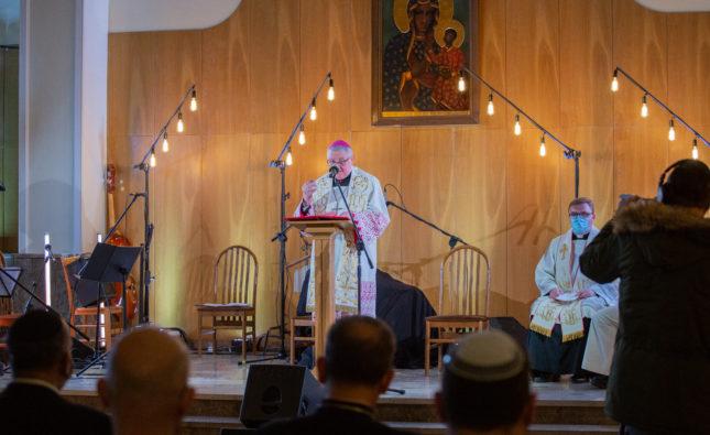 24. Ogólnopolski Dzień Judaizmu wKościele Katolickim wPolsce