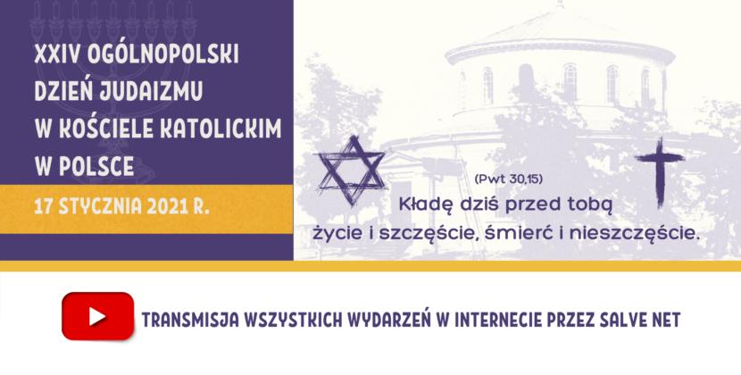 XXIV Ogólnopolski Dzień Judaizmu wKościele Katolickim wPolsce
