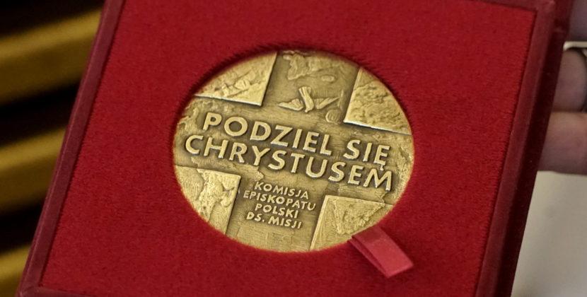 "Gala medalu komisji Episkopatu Polski ds.Misji ""Benemerenti in Opere Evangelizationis"""