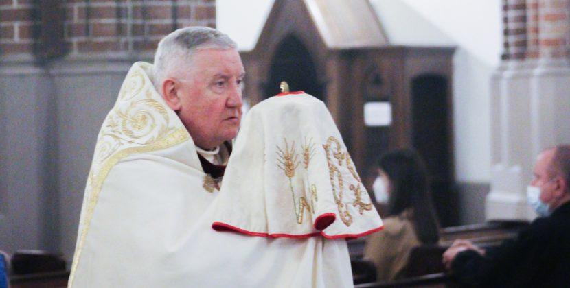 BpGrzybowski: Módlmy się, abyśmy zawsze mogli celebrować tajemnice naszej wiary
