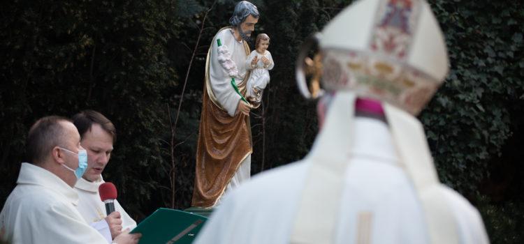 Msza św.wintencji dzieci wRoku Rodziny