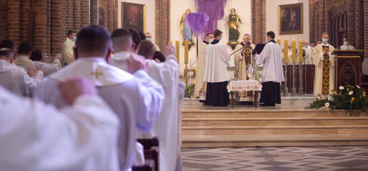 BpKamiński: Kapłan powinien trwać namodlitwie, aby mógł cieszyć się kapłaństwem imieć siłę kochać ludzi