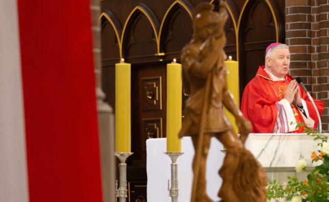 Wspomnienie św.Floriana – Dzień Strażaka wKatedrze warszawsko-praskiej