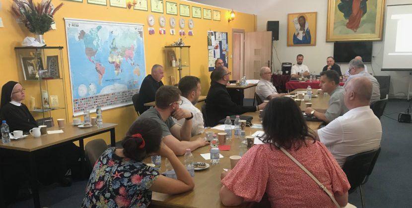 Drugie spotkanie Diecezjalnej Rady Duszpasterskiej