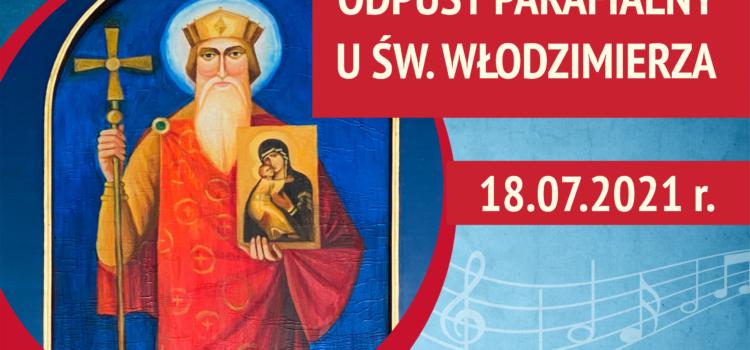 Odpust parafialny w parafii św. Włodzimierza na Bródnie