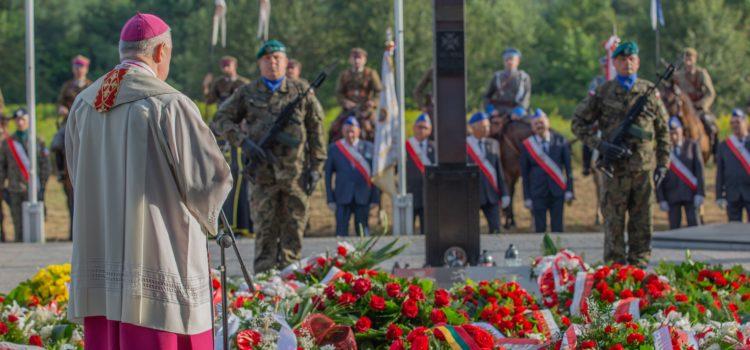 101. rocznica Bitwy Warszawskiej – uroczystości wOssowie