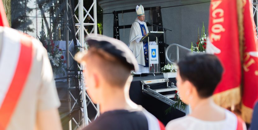Zakończenie diecezjalnych obchodów 101. rocznicy Cudu nadWisłą wRadzyminie